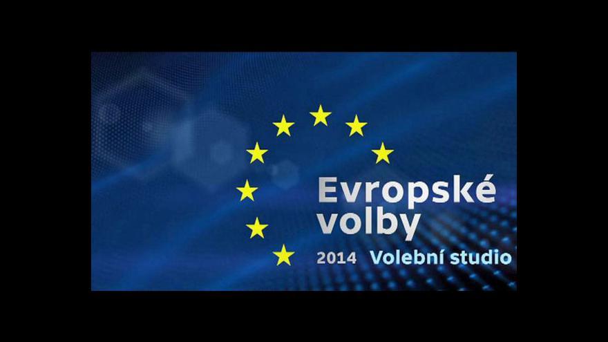 Video Speciál ČT24 k volbám do Evropského parlamentu