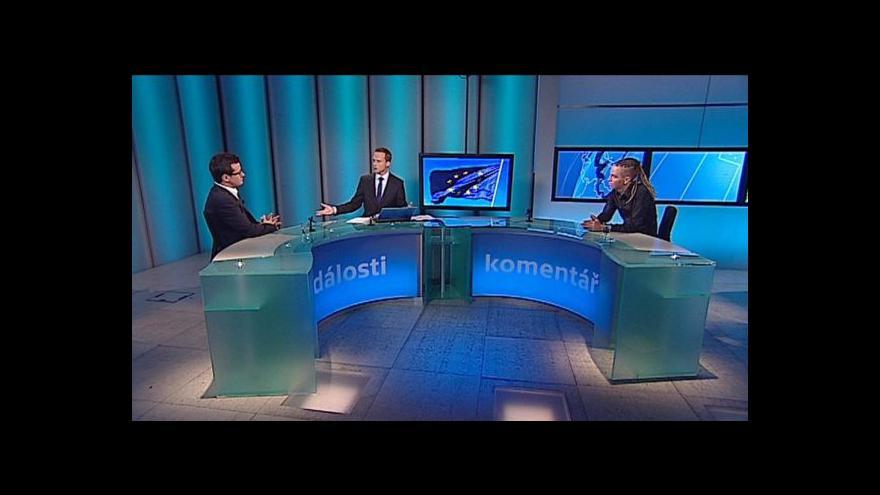 Video Ondřej Liška a Ivan Bartoš v Událostech, komentářích