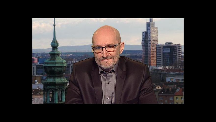 Video Sociolog Volek: Pohled voličů na naše členství v EU se jeví stále jako marginální