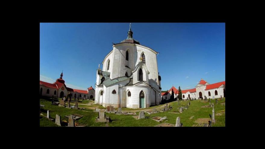 Video Zelená hora bude už brzy opět patřit církvi