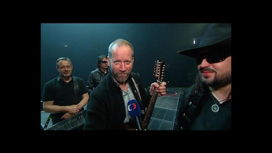 Video Skupina Lucie se v Ostravě připravuje na turné