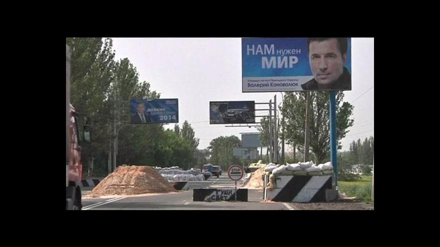 Video Na Ukrajině se podle Putina rozpoutala občanská válka