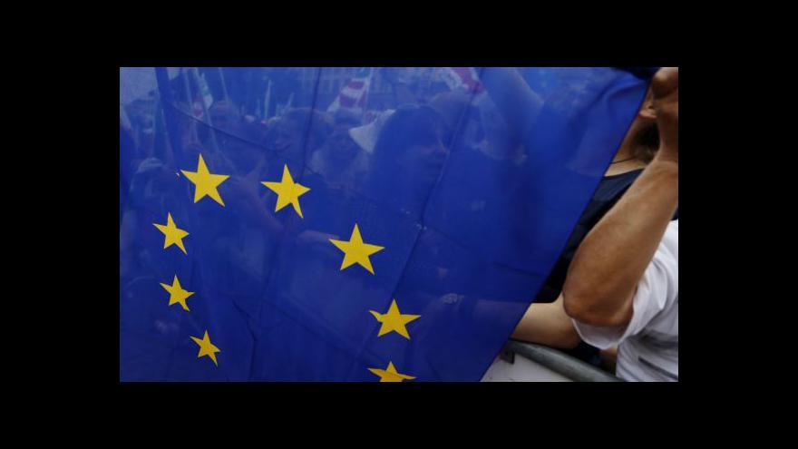 Video První den eurovoleb tématem Událostí v regionech