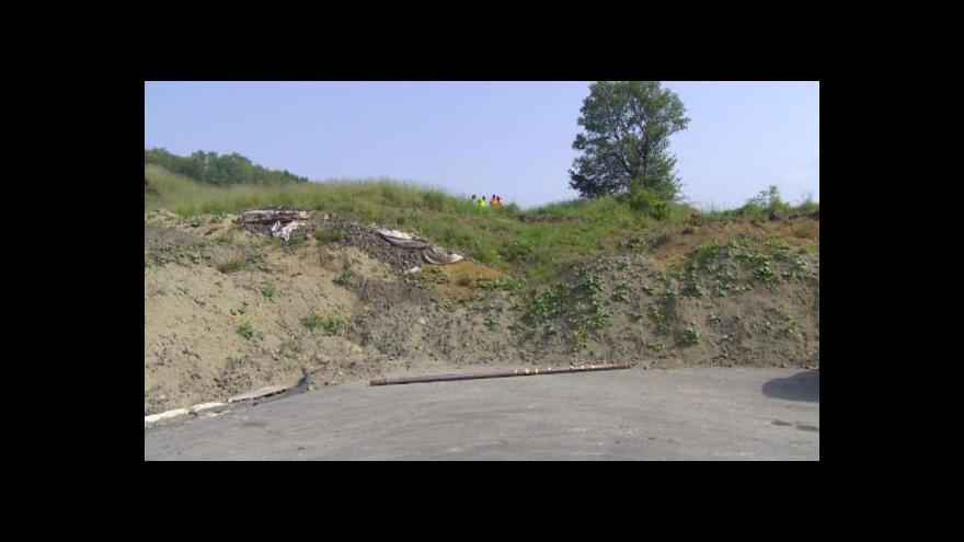 """Video Geolog Kycl: """"Pokud omezíme zasakování vody do svahu, zvýšíme stabilitu."""""""