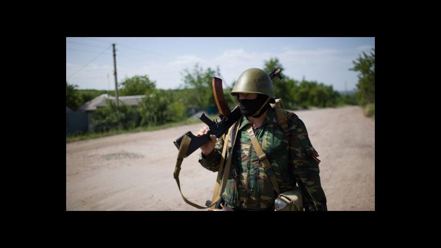 Video Horizont: Ukrajina před volbami - ve víru bojů
