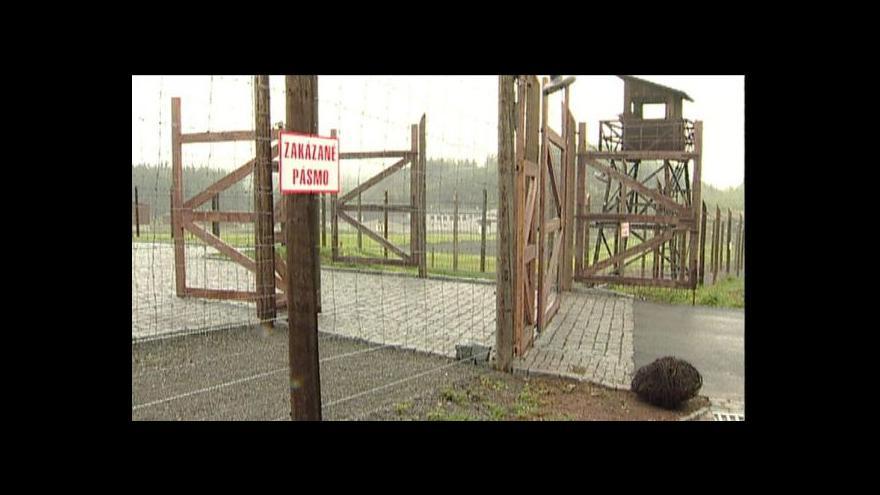 Video Podmínky v pracovních táborech neměly daleko od těch nacistických