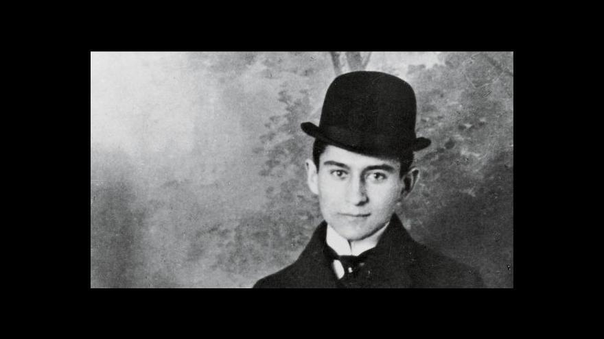 Video Kam na výročí Franze Kafky v Praze?