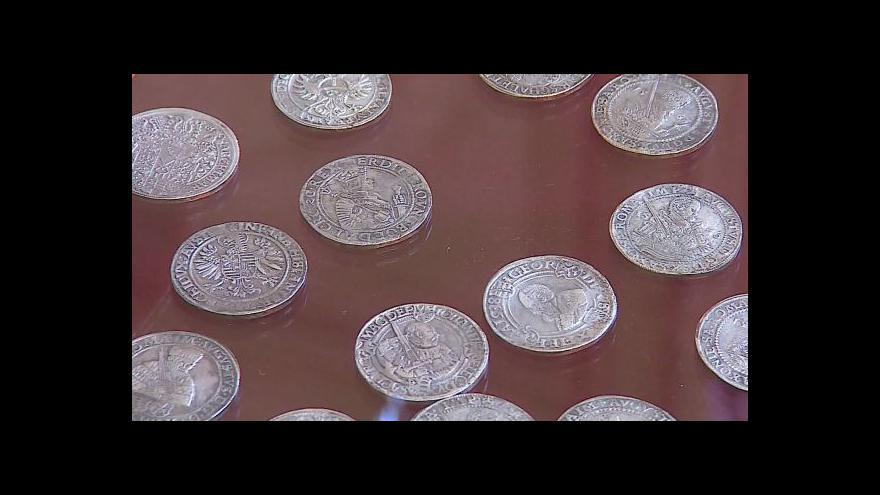 Video Historik Martin Rája o vzácných mincích