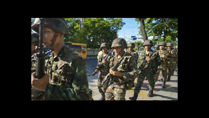 Video Armáda si předvolává bývalou vládu