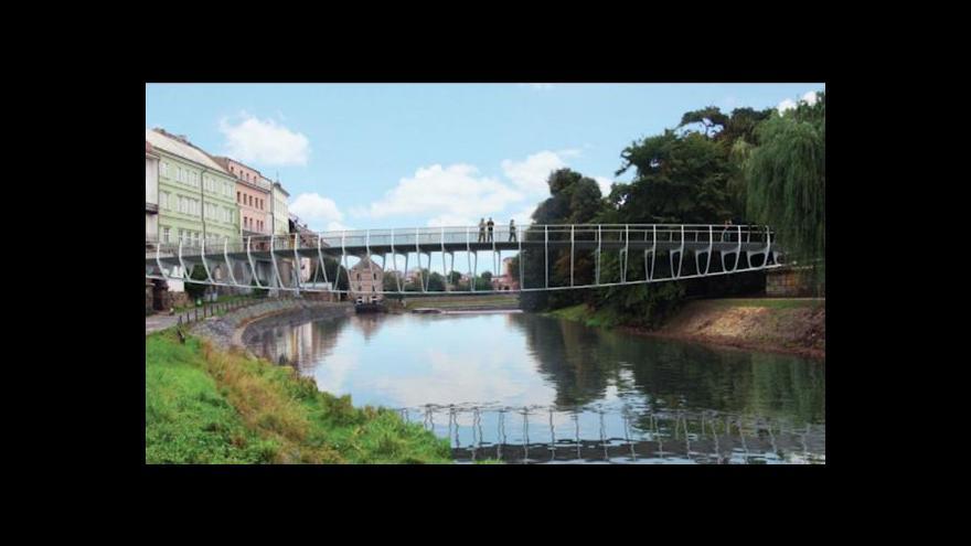 Video Hradec Králové nakonec nepostaví nový most podle vítězného návrhu