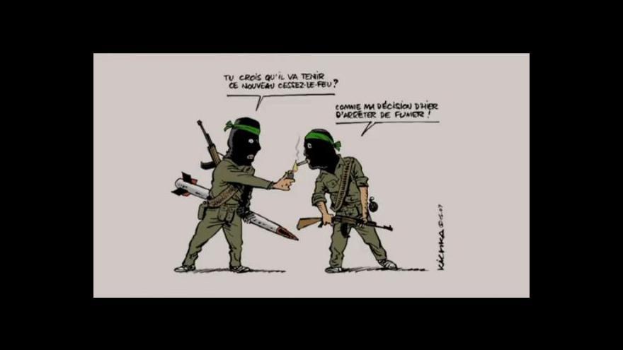 Video Těžký život karikaturistů