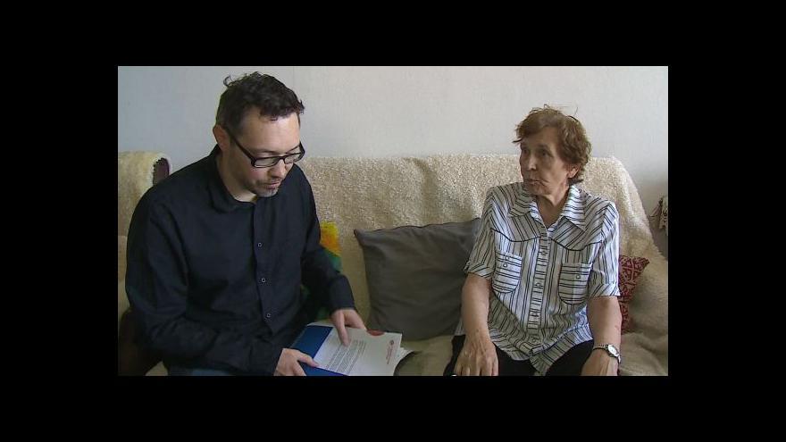 Video Jaroslav Komárek o tom, proč je jeho matka bez elektřiny