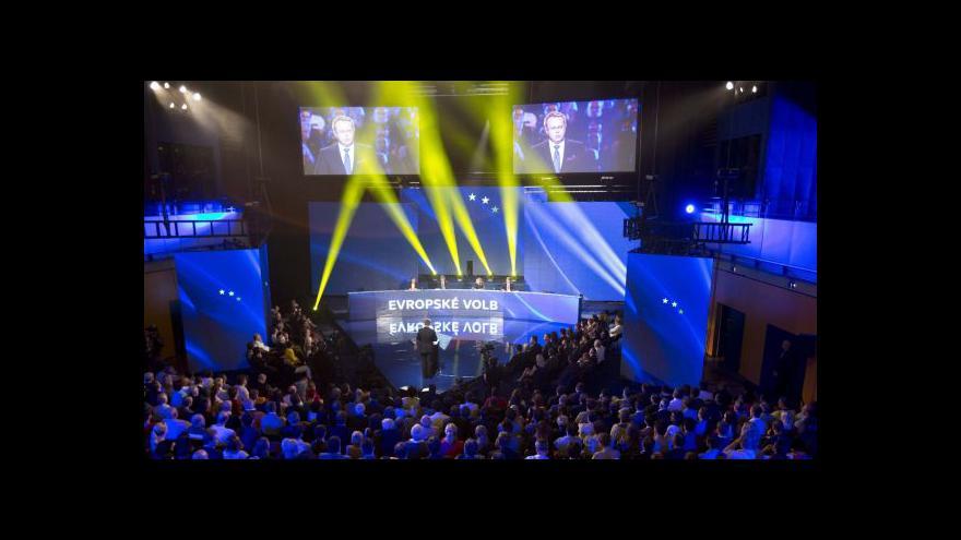 Video Eurodebata ČT vtáhla veřejnost. Tweetovali kandidáti i voliči