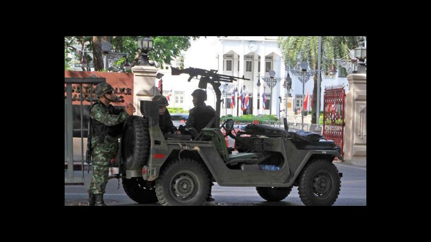 Video Fotograf Styblík: Kromě Bangkoku by měl být všude klid