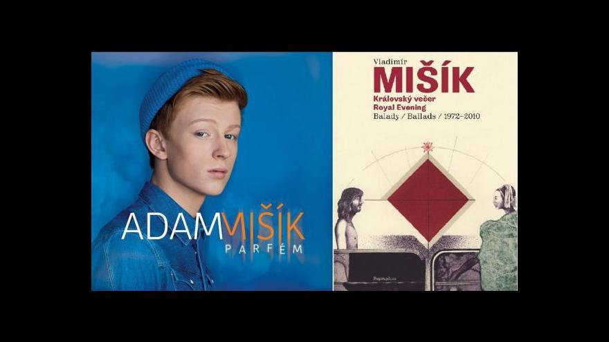 Video Vladimír Mišík a Adam Mišík v Událostech v kultuře