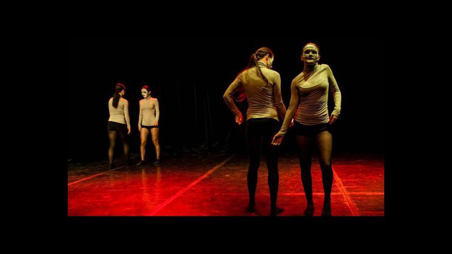 Video Etudy těla v Cooltouru