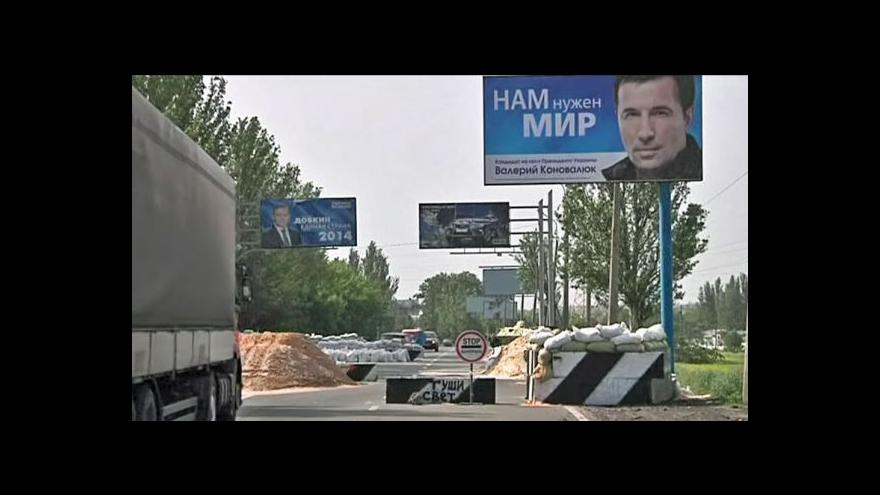 Video Události, komentáře: Ukrajina před prezidentskými volbami