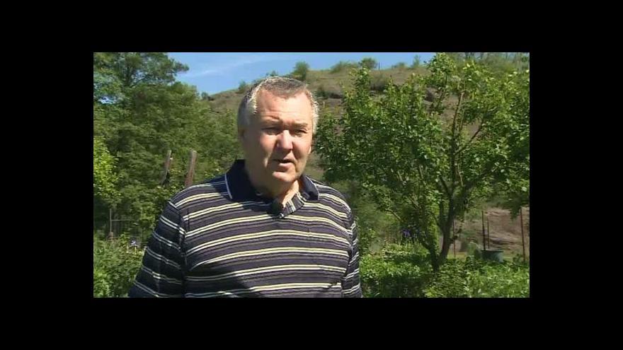 Video Pěstování chřestu popisuje Vít Karas