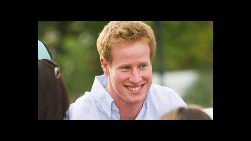Video Nová reality show láká na sňatek s falešným princem Harrym