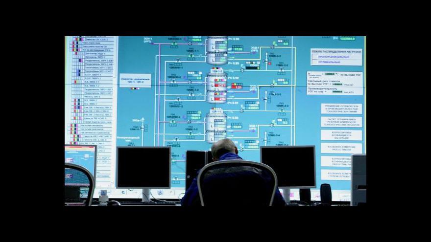 Video Čína s Gazpromem podepsala dodávky plynu na třicet let