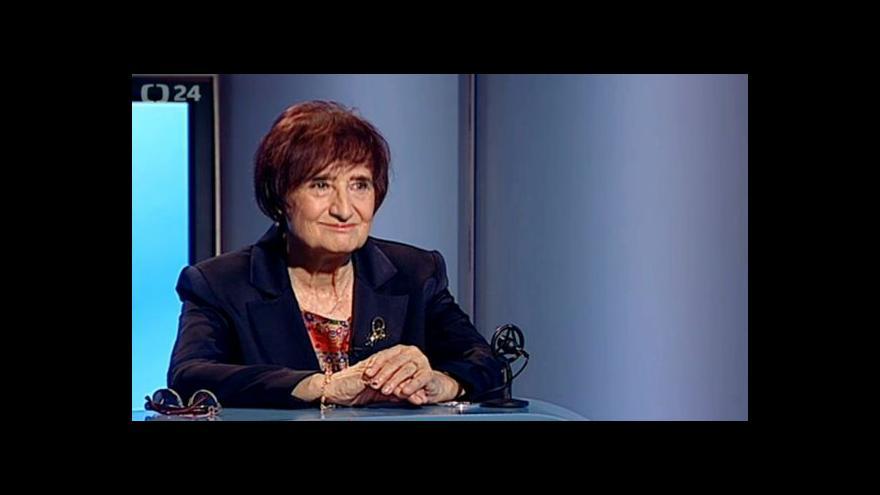 Video Medailonek Blanky Říhové
