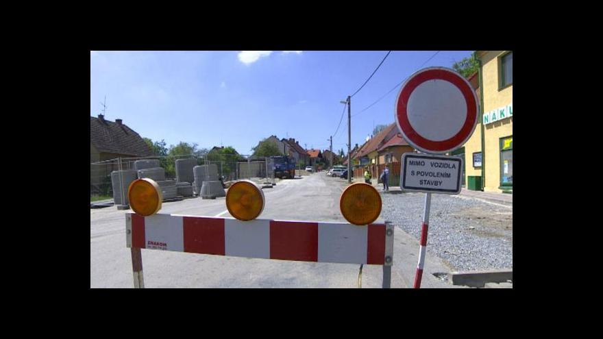 Video S turistickou sezonou začínají na Vysočině uzavírky