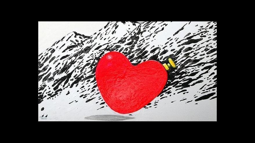 Video Jiří Votruba vystavuje Global Love