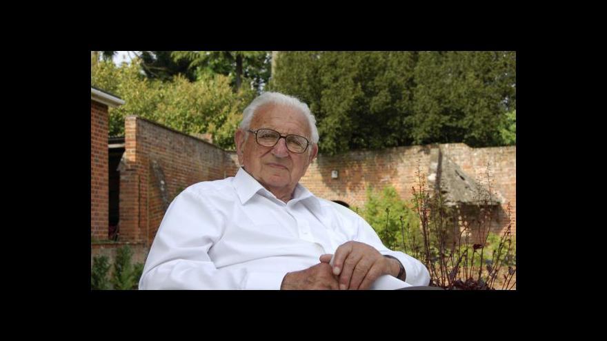 Video Speciál ČT24: Sir Winton slaví narozeniny