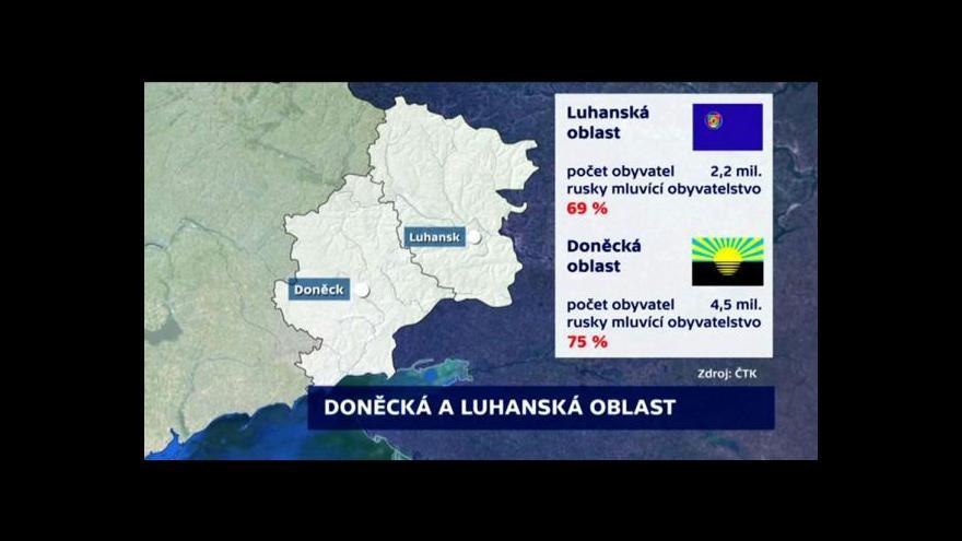 Video Kyjev: Konání voleb na východě Ukrajiny nedokážeme zajistit