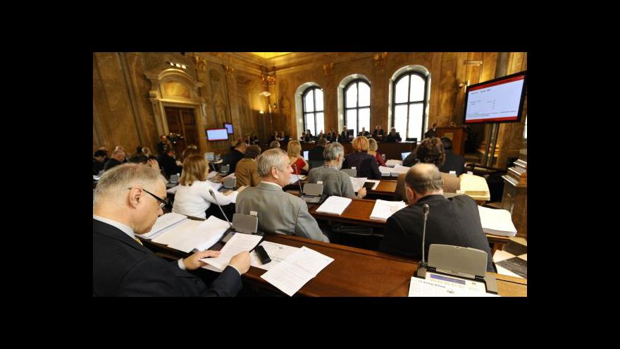 Video Zastupitelé odklepli změnu územního plánu