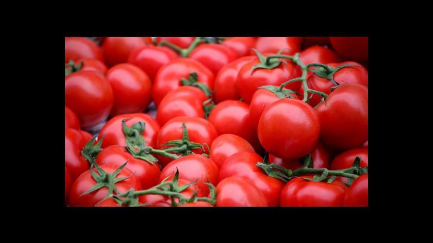 Video Události: Pozor na nebezpečná rajčata