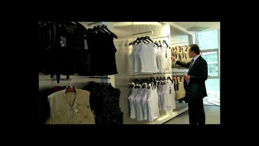 Video Ekonomika ČT24: Neprůstřelný byznys