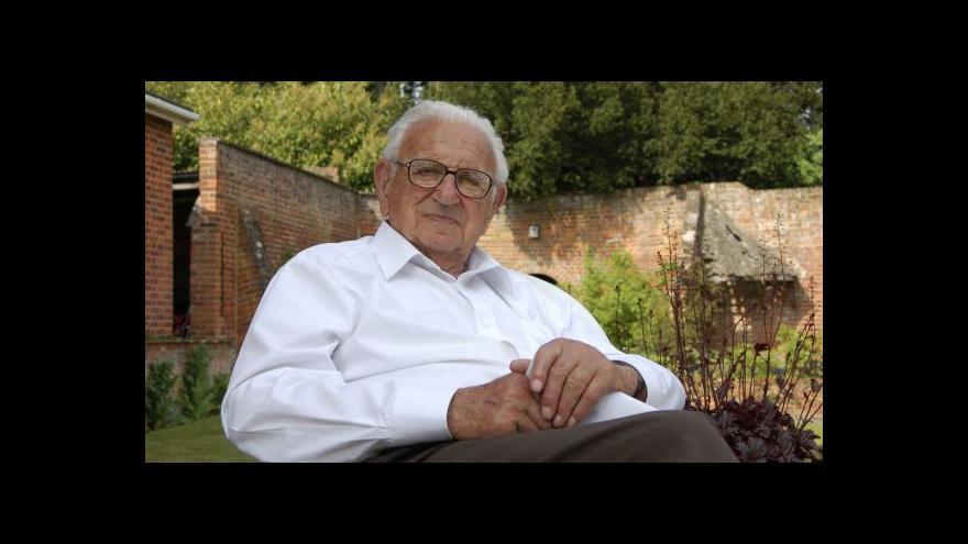 Video Brabec: Vzpomínky Wintonových dětí jsou velice živé
