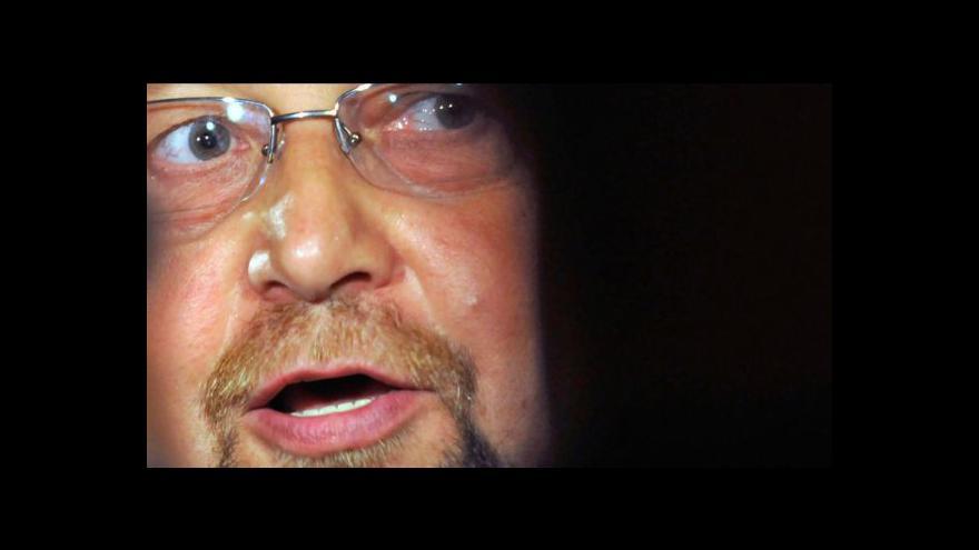 Video Harabin neobhájil post šéfa nejvyššího soudu