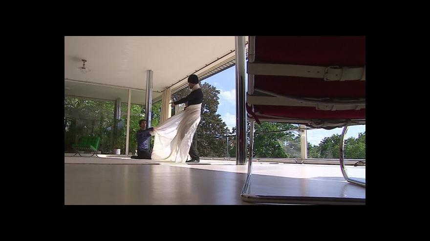 Video Ukázka ze Satieho díla USPUD a choreografie Emoticon