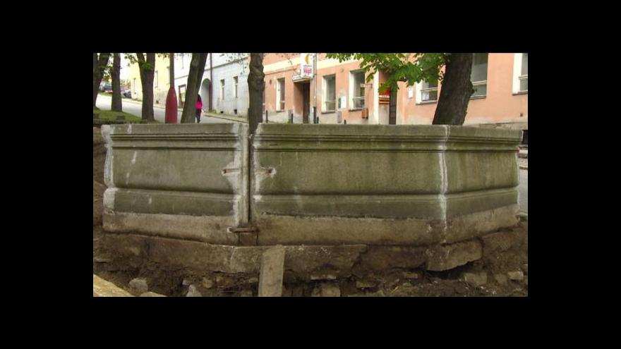 Video Hořické kašny jsou evropský unikát