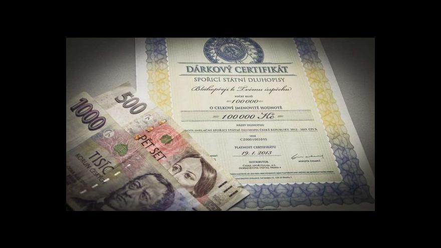 Video Ministerstvo zahajuje prodej dluhopisů