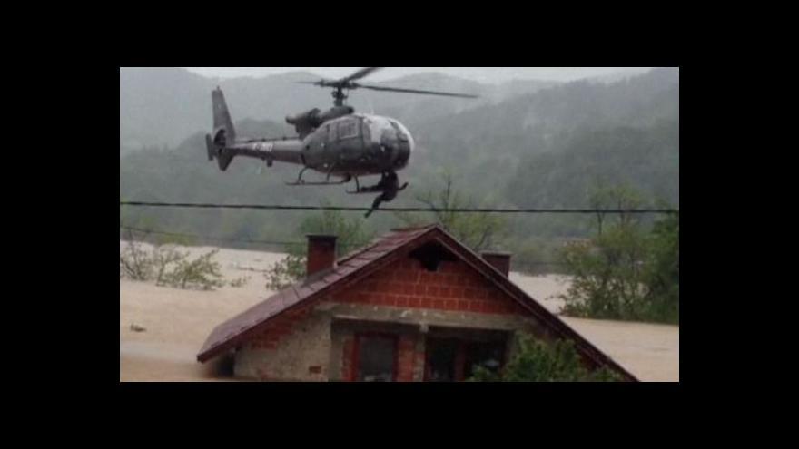 """Video Velvyslankyně Hlavsová: """"V Srbsku funguje krizové řízení velmi dobře."""""""