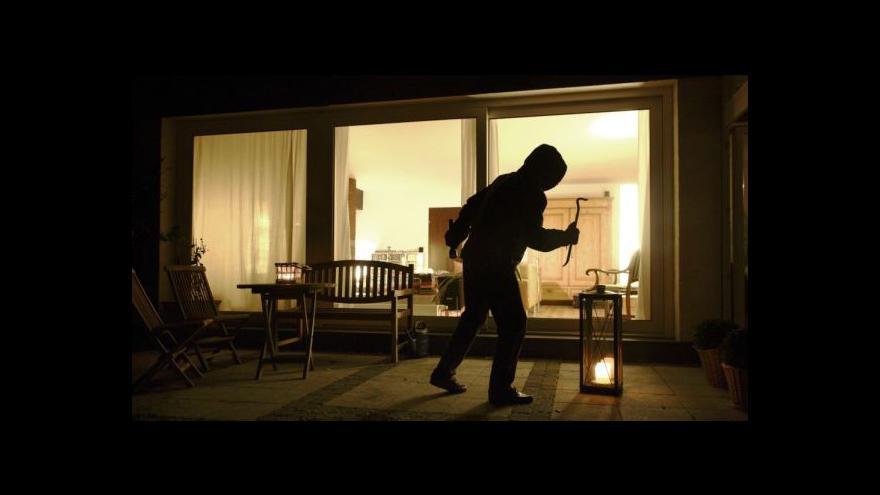Video Byty by měl hlídat domovník, radí vnitro majitelům nemovitostí