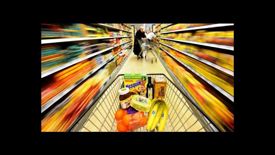 Video Události: Potraviny bez označení minimální trvanlivosti?