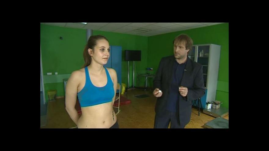 Video Výzkum zaměřený na chůzi popisuje Martin Zvonař