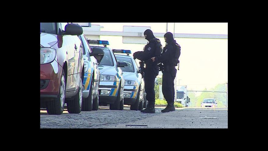 Video Zastavovací sítě pomohou policii proti agresivním řidičům