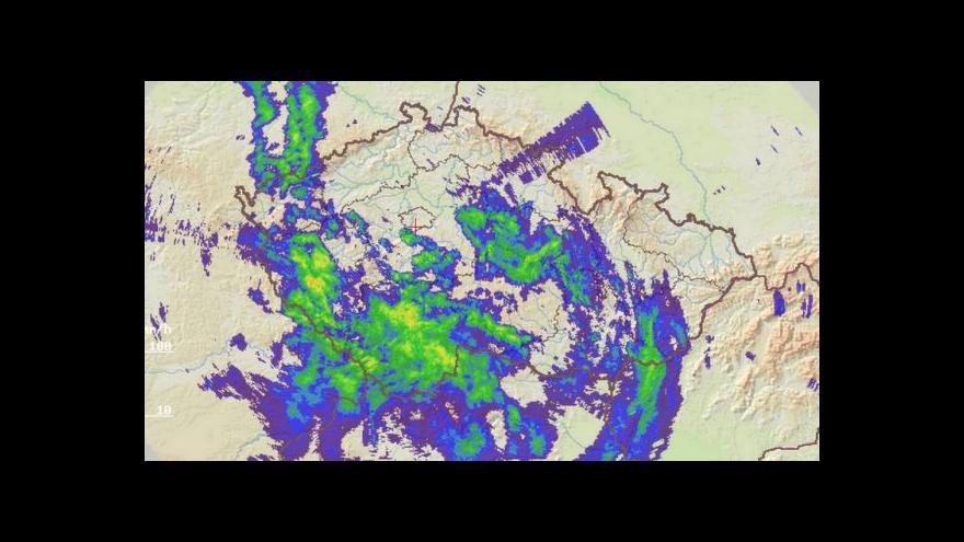 Video Metereolog: Situace na Moravě se uklidňuje