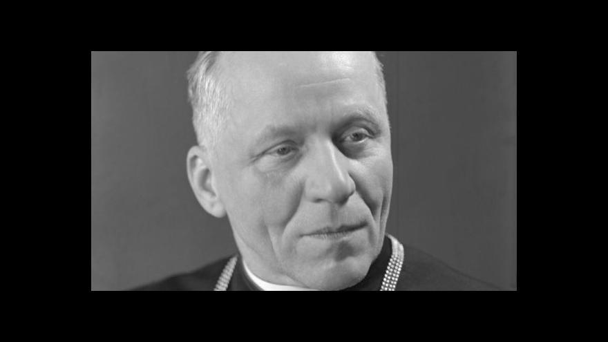 Video Kardinál Beran – jediný Čech pohřbený po boku papežů
