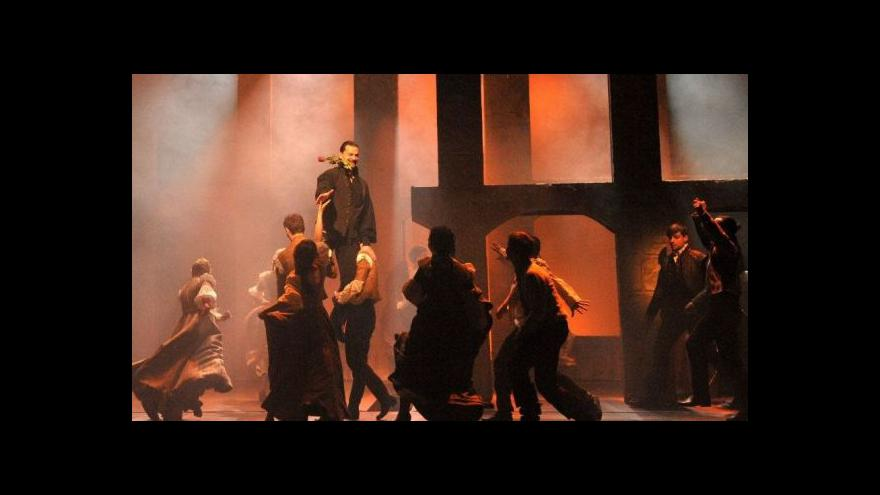 Video NO COMMENT: Muzikál Don Juan