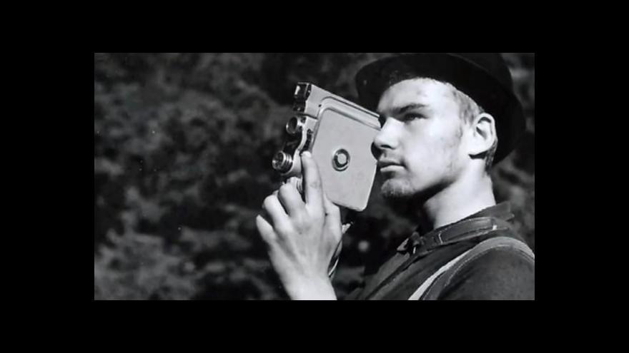Video Gagarin v kotelně