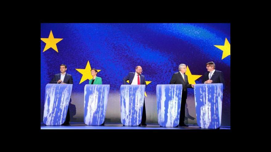 Video Pětice kandidátů na čelo EK diskutovala hlavně o nezaměstnanosti