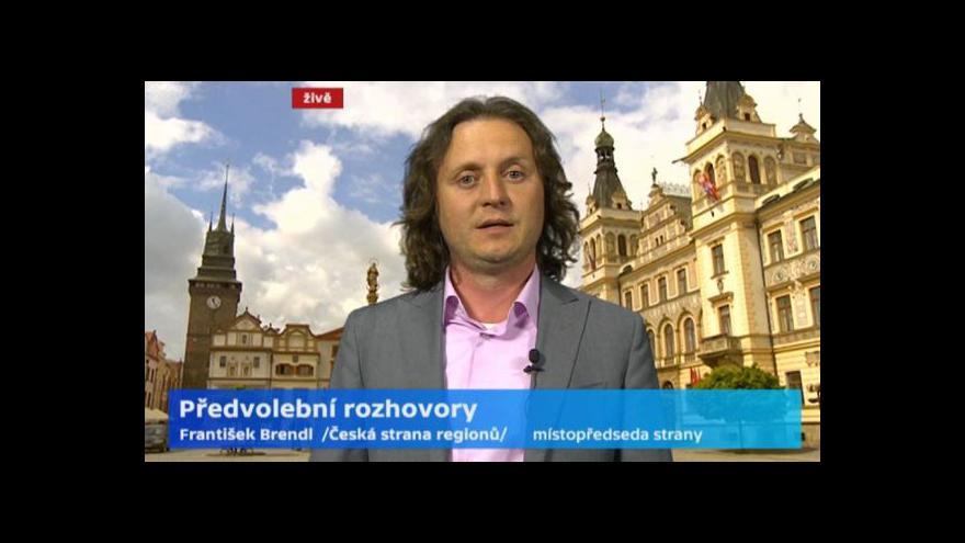 Video Brendl: Naše srdce tepe v regionu