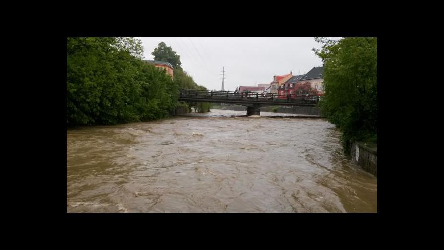 Video Povodně na Moravě tématem Událostí