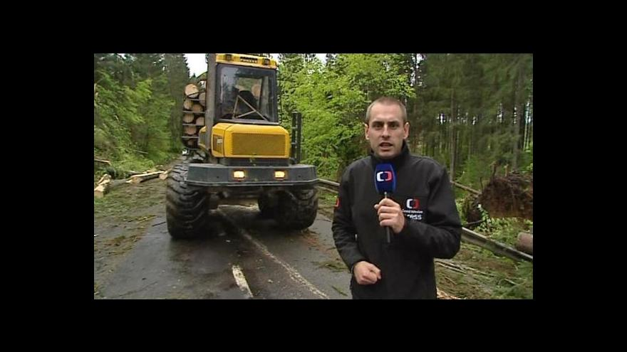 Video Škody po slovenských povodních jdou do desítek milionů